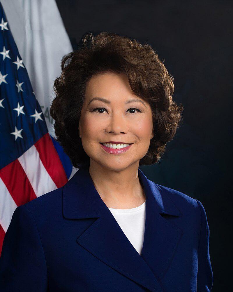 DOT_Secretary_Elaine_Chao_Announces_Resignation