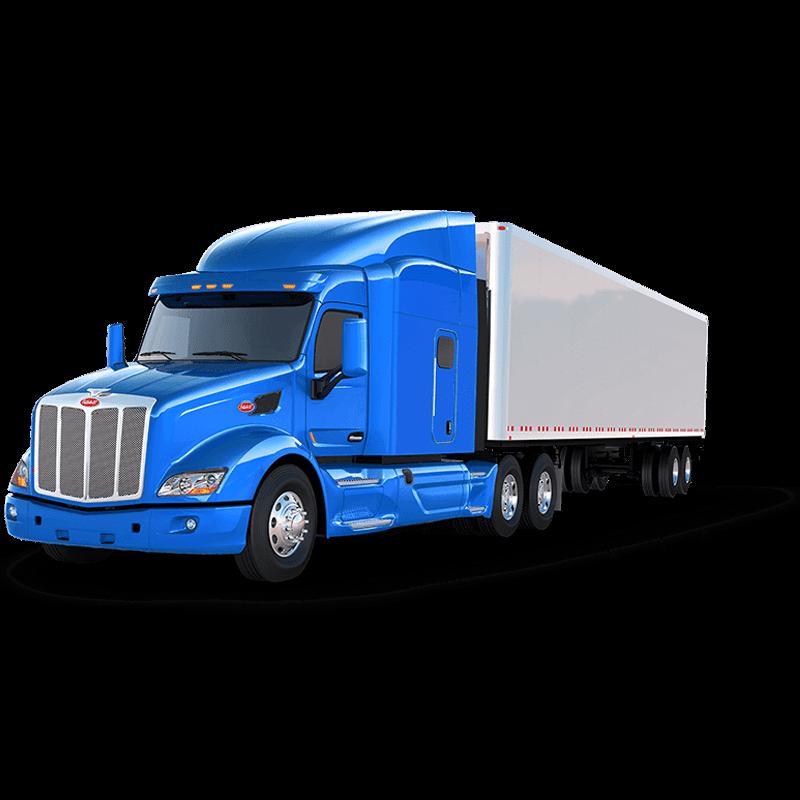 semi truck leasing blue truck left (2)