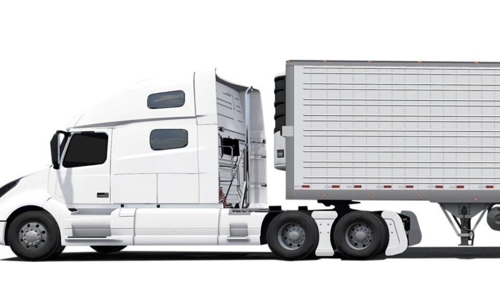 Extended Sleeper Cab